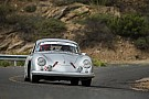 Other rally A woman and her Porsche 356 on La Carrera Panamericana