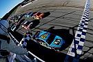NASCAR Elképesztő befutó a NASCAR-ban