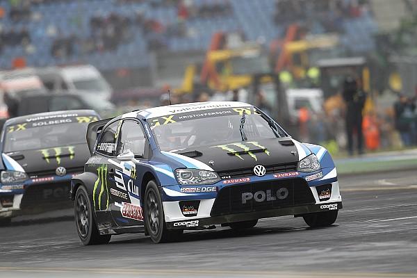 World Rallycross Belgium WRX: Kristoffersson stays on top after qualifying