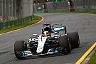 【F1】オーストラリアGP予選速報:ハミルトンがPP! アロンソ13位