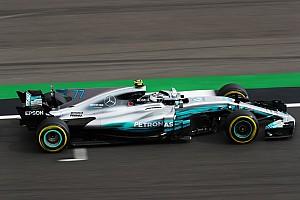 Formula 1 Practice report British GP: Bottas leads Hamilton, Ferrari off the pace