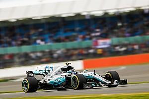 F1 练习赛报告 英国大奖赛周五:博塔斯速度最快,但需更换变速箱