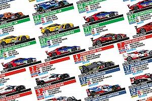 Le Mans Feature Jetzt herunterladen: Der Spotter-Guide für die 24h Le Mans 2017