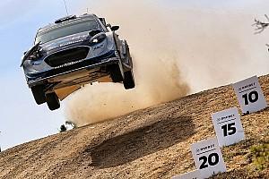 WRC Отчет о секции Тянак одержал первую победу на этапах WRC