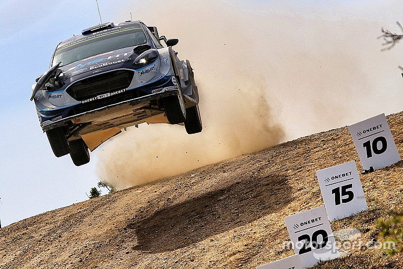 Italy WRC: Tanak claims maiden win, Lappi stars in Power Stage