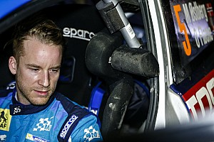 WRC Breaking news Rally Sweden podium a tough ask, says Ostberg