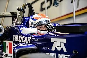 Formula V8 3.5 Actualités Un duo 100% mexicain chez Fortec