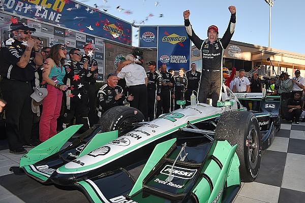 IndyCar Сімон Пажно — новий чемпіон IndyCar