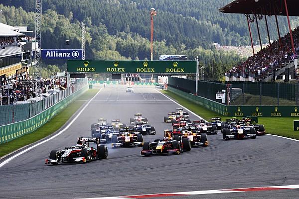 FIA F2 Breaking news GP2 rebranded FIA Formula 2