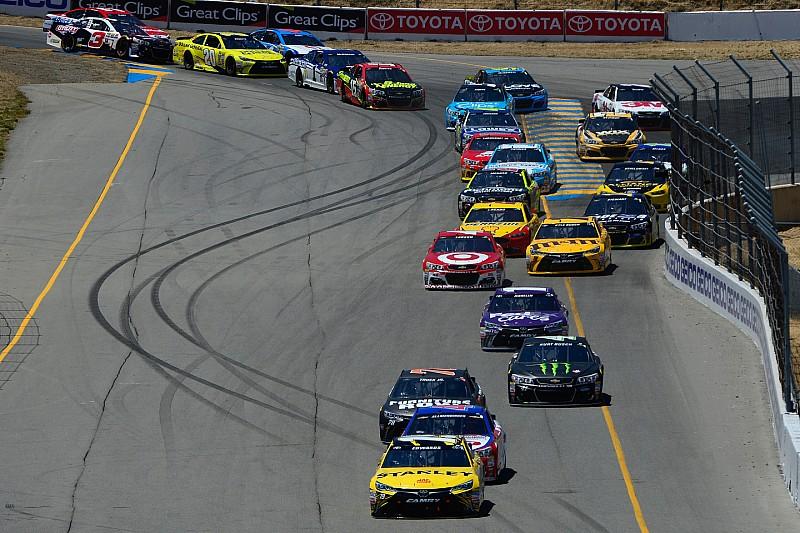 Грожану подобається підхід NASCAR до питання меж траси