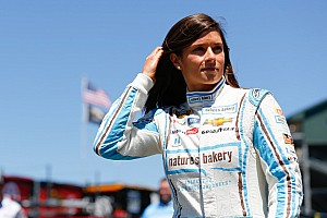 NASCAR Cup Breaking news New attitude helps Danica Patrick to season's best start at Sonoma