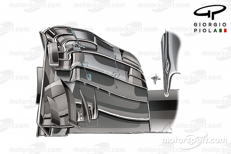 Технический анализ ГП Венгрии: очередные обновления McLaren и не только