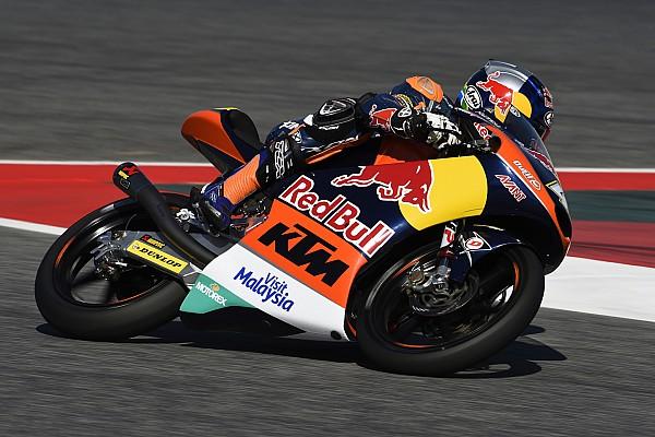 Moto3 Catalunya: Binder pole position, Pawi start keenam
