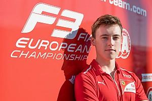 F3-Euro Noticias El protegido de Ferrari, Armstrong, disputará la temporada con Prema