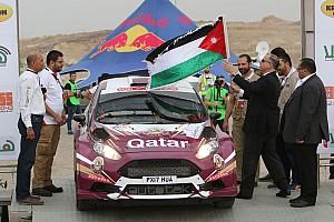 بطولة الشرق الأوسط للراليات تقرير المرحلة رالي الأردن: العطية يسجّل أسرع توقيت في المرحلة الاستعراضية