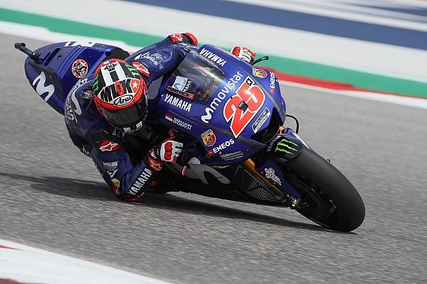 MotoGP Маркес счел Виньялеса главным соперником в борьбе за победу в Остине