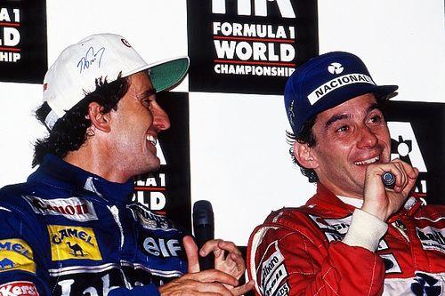 """Prost sobre Senna: """"sei de algumas coisas que nunca vou falar"""""""