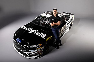 NASCAR Cup Interview Almirola says move to SHR