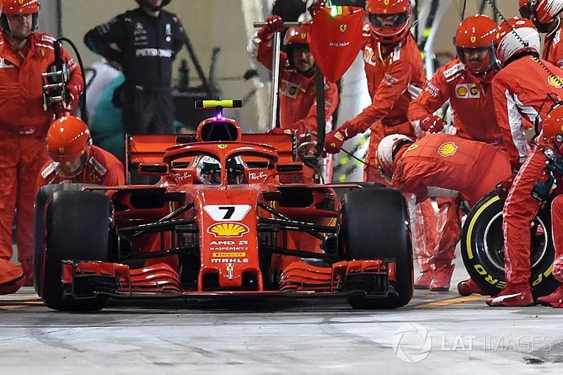 Ferrari: più sensori per il pit stop, ma la FIA apre un'indagine