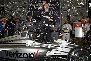 IndyCar Noticias Newgarden se lleva emocionante triunfo en Phoenix
