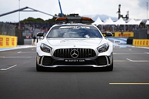 Formula 1 Special feature Formula 1's most powerful safety car