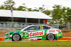 Supercars Qualifying report Darwin Supercars: Kelly takes shock Shootout pole