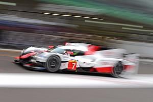 WEC Trainingsbericht WEC Schanghai 2017: Toyota am Freitag eine halbe Sekunde vor Porsche
