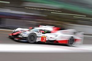 WEC Crónica de entrenamientos Toyota marcó el camino del viernes en China