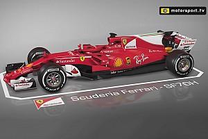 Formel 1 Feature Enthüllt: Die Aero-Veränderungen, die Ferrari wieder in die Spur brachten