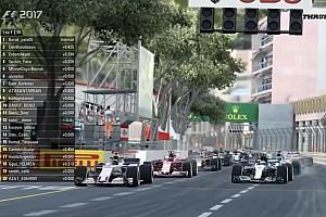 FORMULA 1 LİGİ Son dakika Monaco'nun dar caddelerindeki düelloyu Pala kazandı