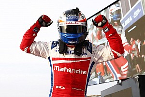 Formula E Race report Marrakesh ePrix: Rosenqvist wins with late pass on Buemi