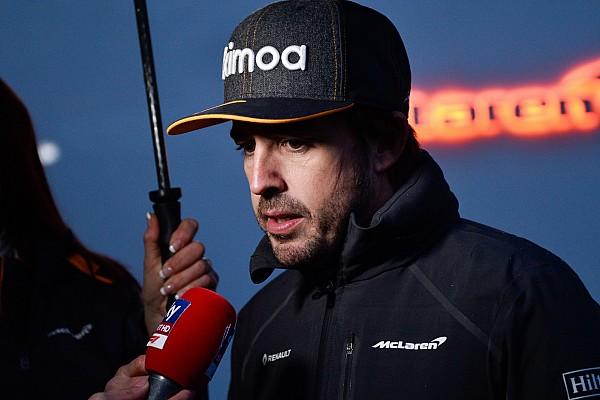 ألونسو فكّر في اعتزال الفورمولا واحد نهاية موسم 2017