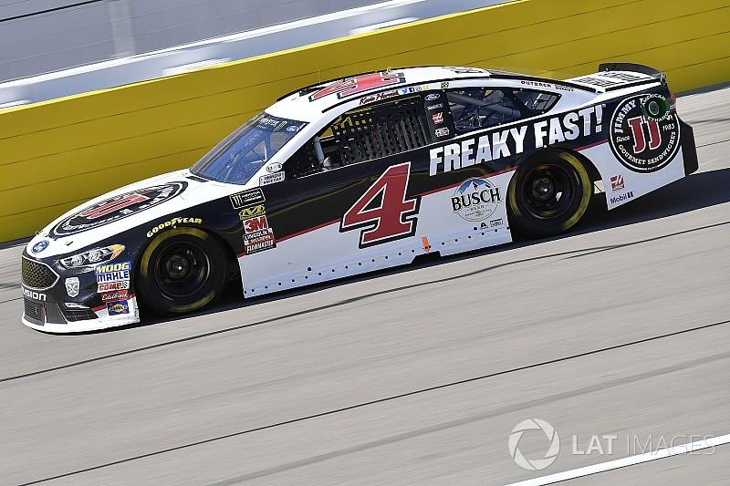 Wegen zwei Verstößen: NASCAR verhängt harte Strafe gegen Harvick