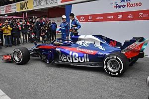 Formel 1 News Toro Rosso: Auto wird zu Saisonmitte völlig anders aussehen