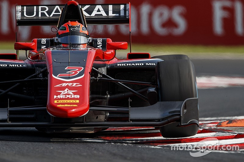New F3 to have more tyre degradation than GP3