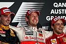 Fórmula 1 GALERIA: Os 10 últimos vencedores do GP da Austrália