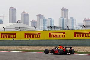 Formule 1 Analyse Pirelli dévoile les stratégies en vue du Grand Prix de Chine