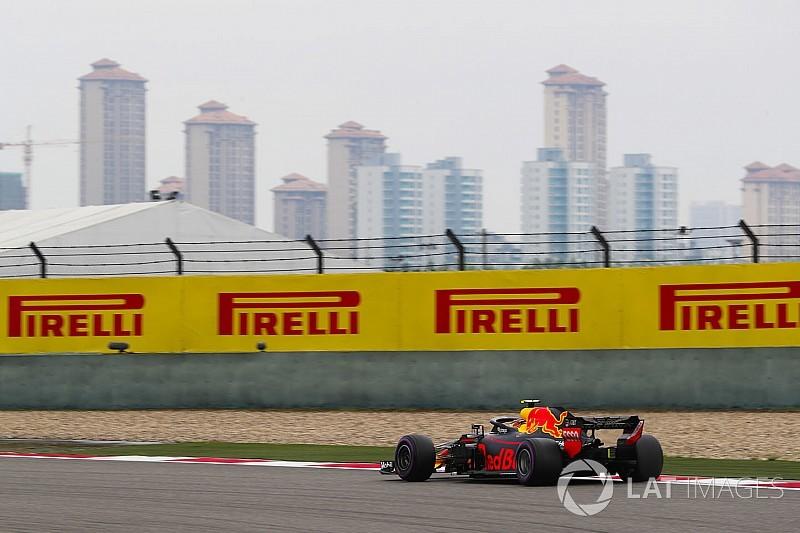 Pirelli dévoile les stratégies en vue du Grand Prix de Chine