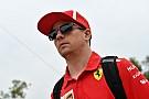 Kimi Räikkönen: Kein Kommentar zu Boxenstopp-Zwischenfall