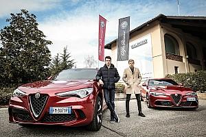 Forma-1 Motorsport.com hírek Az Alfa Romeo központjában jártak a Sauber-pilóták