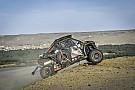 Dakar Buggys SxS - Garrouste en dauphin de Varela