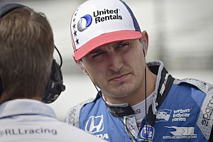 IndyCar Breaking news Rahal extends contract with RLLR in five-year deal