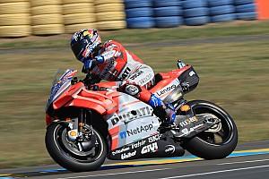 MotoGP Son dakika Dovizioso: Kabul edilemez hatalar şampiyonluğa mal olabilir