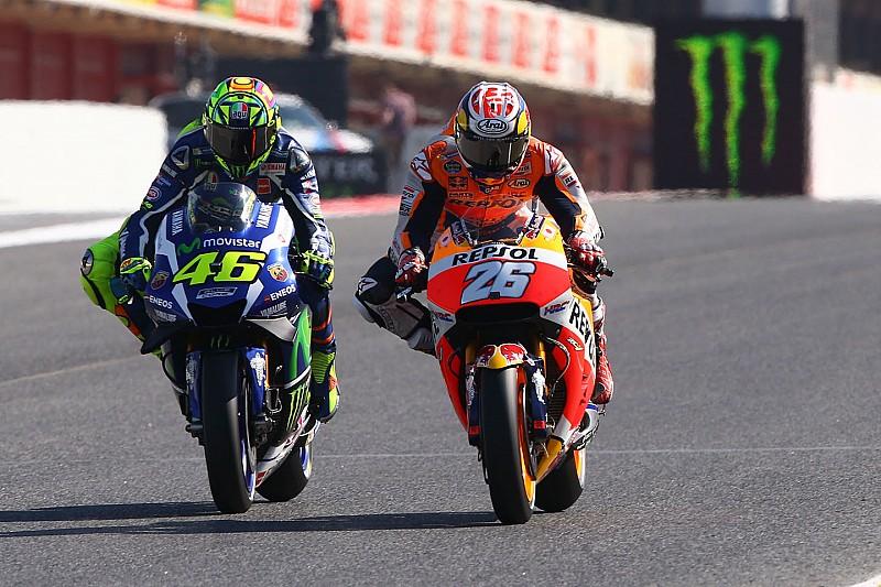 Россі: Педроса гідний щонайменше одного титулу MotoGP