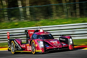 WEC Race report Rebellion Racing repeat amazing podium finish at Spa