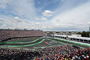 Formula 1 Breaking news Mexican GP aims to send