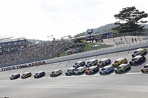 NASCAR Cup Отчет о гонке В Талладеге из 40 гонщиков до финиша добрались 14