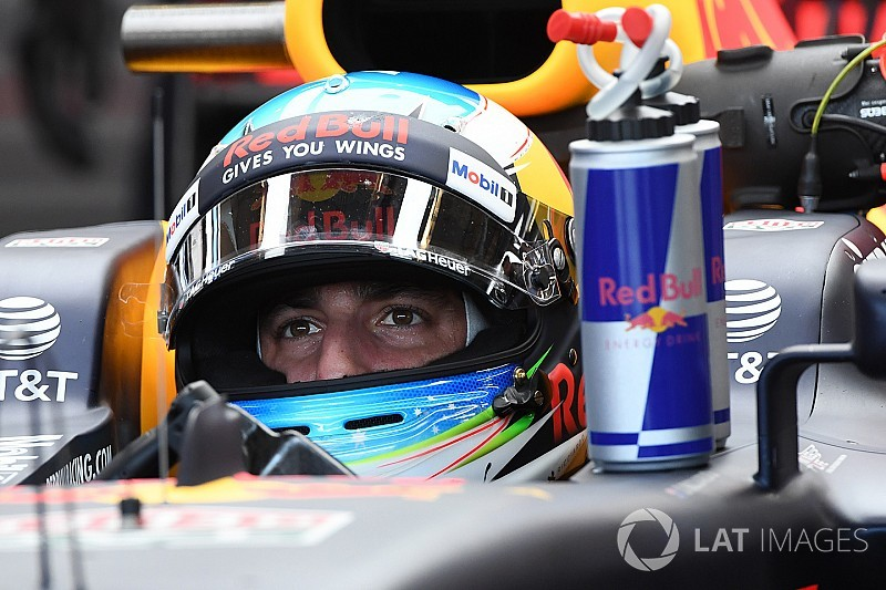 Red Bull a-t-il caché une évolution moteur à Ricciardo?