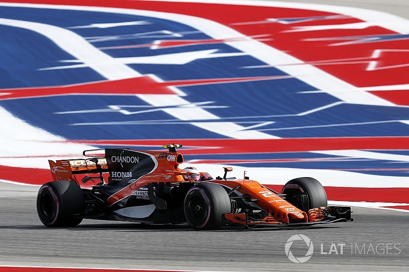 Vandoorne column: Austin upgrades, Alonso deal a boost for 2018