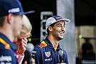 """Forma-1 Ricciardo Verstappen kivételezéséről: """"Semmi ilyenről nem tudok…"""""""